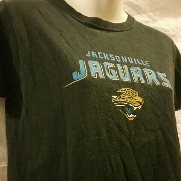 outlet store e2dc6 7a082 Jacksonville Jaguars shirt black